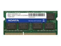 ADATA Premier Series - DDR3L - 8 GB - SO-DIMM 204-pin - 1600 MHz / PC3L-12800...