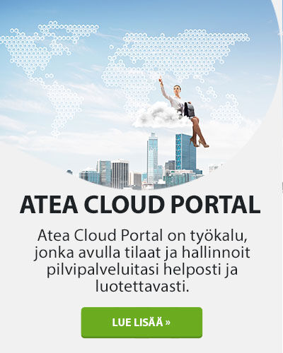 Atea Cloud Portal